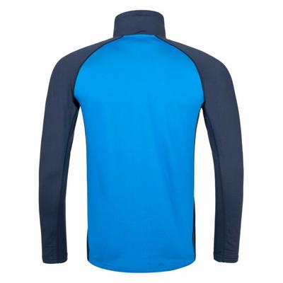 Männer funktional hemd lang hülse Kilpi WILLIE-M blau, Kilpi