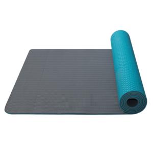 Unterlage  Yoga Yoga Mat double-layer- material TPE türkis / grau, Yate