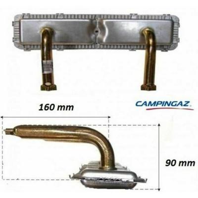 Blechern brenner Campingaz Eldorado 61298, Campingaz