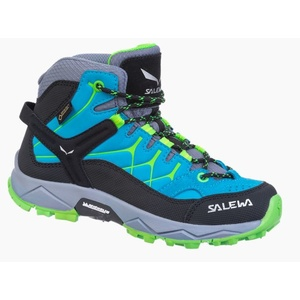 Schuhe Salewa JR ALP TRAINER MID GTX 64006-8375, Salewa