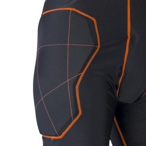 Golmanské Hose EXEL S100 SCHUTZ SHORT schwarz/orange, Exel