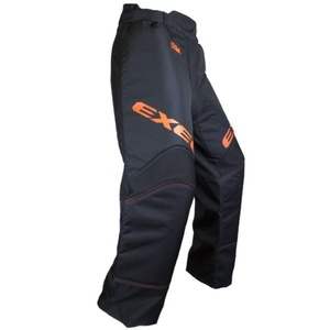 Golmanské Hose EXEL S60 GOALIE PANT Junior schwarz/orange, Exel