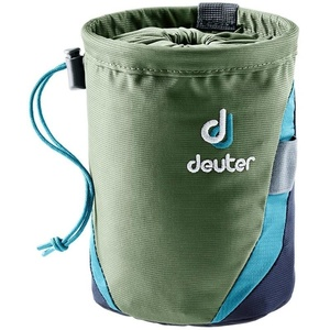Beutel  Magnesium Deuter Gravity Chalk Bag I L khaki-navy, Deuter