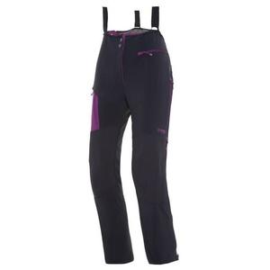 Hosen Direct Alpine COULOIR PLUS Lady schwarz/violett, Direct Alpine