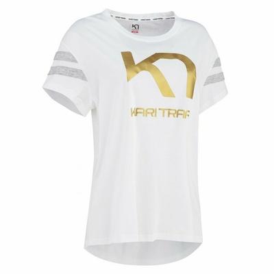 T-shirt Kari Traa Vilde Tee Bwhite, Kari Traa