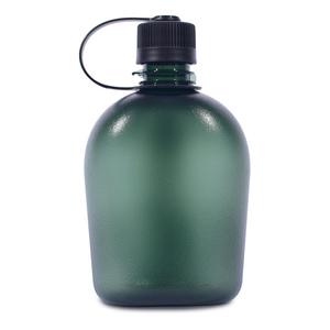 Flasche Pinguin Tritan Flask 0,75L green, Pinguin