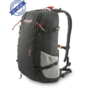 Rucksack Pinguin Step 24 2020 black, Pinguin