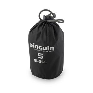 Regenmantel  Rucksack Pinguin Raincover S 15-35l black, Pinguin