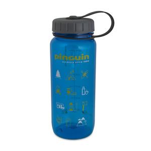 Flasche Pinguin Tritan Slim Bottle Blue 2020 650 ml, Pinguin