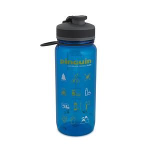 Flasche Pinguin Tritan Sport Bottle 0,65L blue, Pinguin