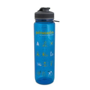 Flasche Pinguin Tritan Sport Bottle 1,0L blue, Pinguin