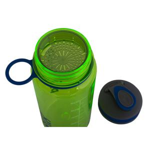 Flasche Pinguin Tritan Sport Bottle 1,0L green, Pinguin