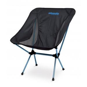Stuhl Pinguin Pocket Chair Black/Blue, Pinguin