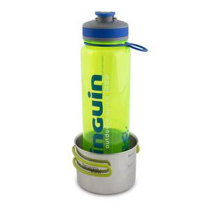 Flasche Pinguin Tritan Slim Bottle Green 2020 1000 ml, Pinguin
