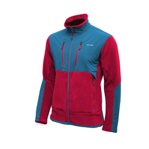 Jacke Pinguin Ranger Jacket Red, Pinguin
