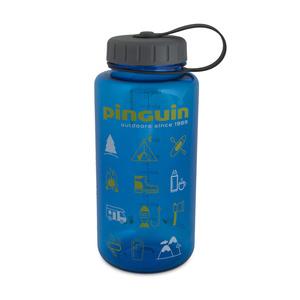 Flasche Pinguin Tritan Fat Bottle Blue 2020 1000 ml, Pinguin