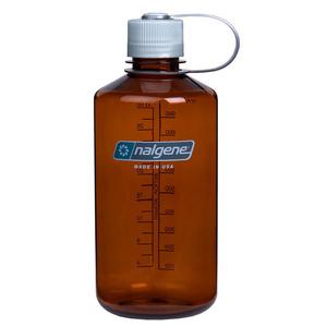 Flasche NALGEN Narrow Mouth 1000ml rustikal Orange, Nalgene