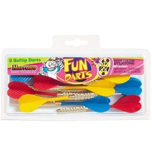 Darts Harrows Fun Darts Softip, Harrows