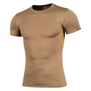 Funktionell T-Shirt PENTAGON® Apollo TacFresh coyote, Pentagon