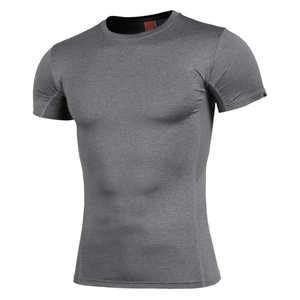 Funktionell T-Shirt PENTAGON® Apollo TacFresh grey, Pentagon