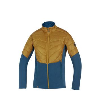Männer Outdoor Jacke Direct Alpine Verschmelzung Karamell / Benzin, Direct Alpine