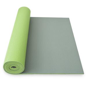 Unterlage  Yoga YATE Yoga Mat double-layer- grün/grau, Yate