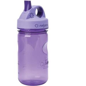 Flasche NALGEN Grip'n'Gulp 350 ml purple, Nalgene