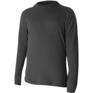 Merino T-Shirt Lasting HASSE 9090 black Wolle, Lasting