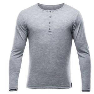 Herren T-Shirt Devold Hess MAN schaltfläche shirt GO 181 247 A 770A, Devold