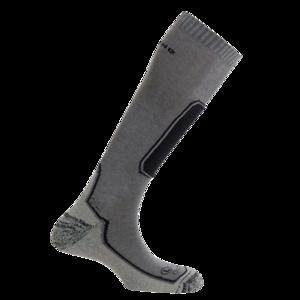 Socken MUND SKIFAHREN OUTLAST grey, Mund