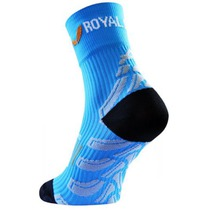 Socken ROYAL BAY® Neon High-Cut Blue 5099