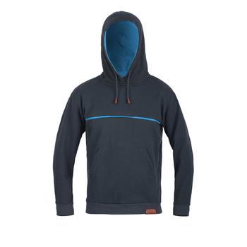 Sweatshirt Direct Alpine Kapuzenpullover grau / Ozean