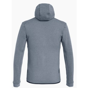 Sweatshirt Salewa SOLID LOGO DRY M FULL-ZIP HOODY 27404-0316, Salewa