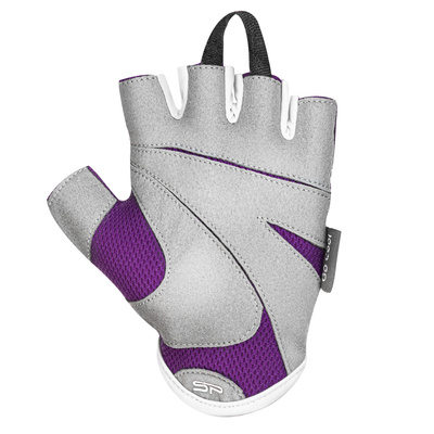 Spokey LADY FIT Damen-Fitness-Handschuhe, lila, Größe S, Spokey