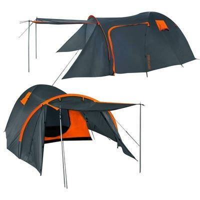 Zelt für 4 Personen mit einem Schlafzimmer Spokey DENALI 4, Spokey