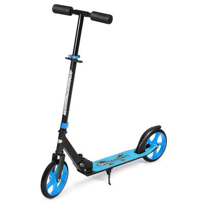 Scooter Spokey HASBRO NOISE, schwarz und blau, Spokey
