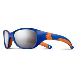 Sonnen Brille Julbo SOLAN SP4 Baby blau/orange, Julbo