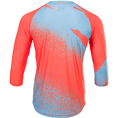 Herren Enduro Trikot Silvini Brunello MD1801 orange, Silvini