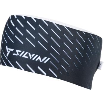 Stirnband Silvini Piave UA1522 schwarz, Silvini