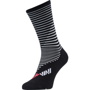 Radsport Socken Silvini Ferugi UA1644 schwarz/rot, Silvini