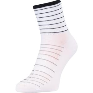 Radsport Socken Silvini Bevera UA1659 weiß-schwarz, Silvini