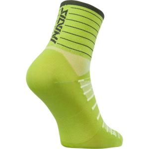 Radsport Socken Silvini Bevera UA1659 limettenolive, Silvini