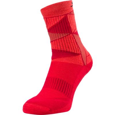 Socken Silvini Vallonga UA1745 red, Silvini