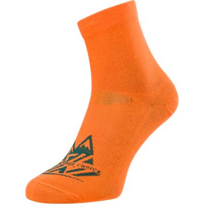 Radsport Enduro Socken Silvini Orino UA1809 orange, Silvini