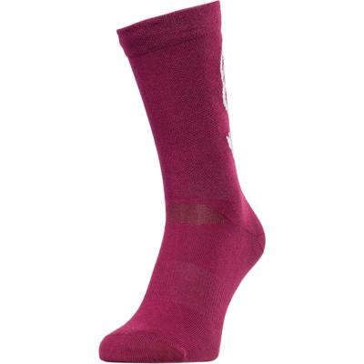 Radsport bullen Socken Silvini Avella UA1815 punsch / weiß, Silvini