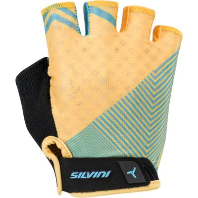 Damen Handschuhe Silvini Albano WA1431 yellow, Silvini