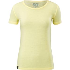 Damen Rad- T-Shirt Silvini Pelori WD1630 yellow, Silvini