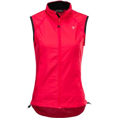 Damen Sport- Jacke Silvini Vetta WJ1623 red, Silvini