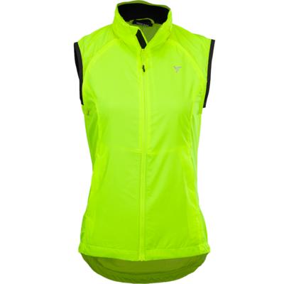 Damen Sport- Jacke Silvini Vetta WJ1623 Neon, Silvini
