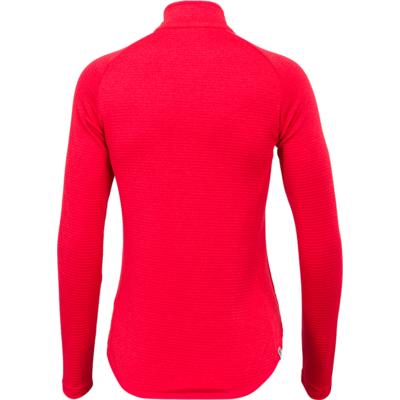 Damen Sweatshirt Silvini Cerrete Pro WJ1724 red, Silvini